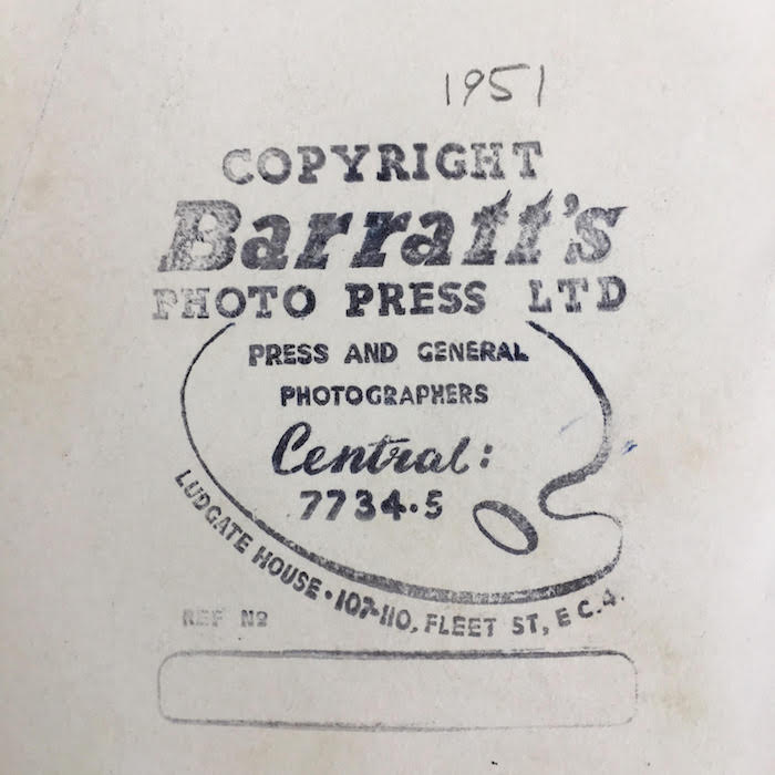 The Photo Agency stamp