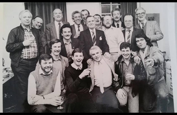 Updated info: Sport and General staff photo 1977 – recognise anyone?